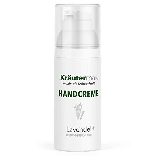 Handcreme Lavendel Creme für Feuchtigkeit Schnell Einziehend 1 x 50 ml