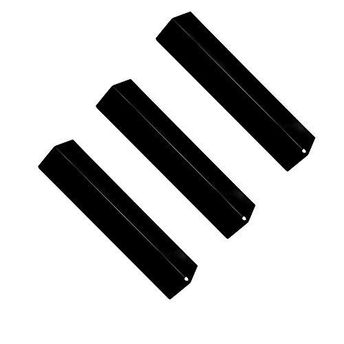 Attachcooking BBQ Gas Grill Porzellan Stahl Heizplatte (3er Pack) Für Aussie, Brinkmann, Grill King, Charmglow und andere