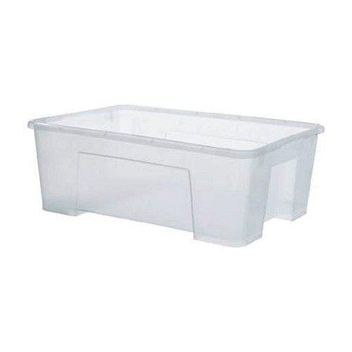 Ikea Samla - Scatola portatutto, capienza 11 litri