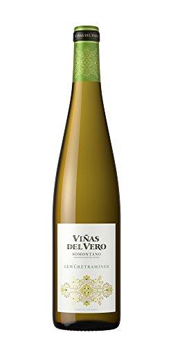 Viñas Del Vero Vino Gewurztraminer Colección D0 - Somontano, 750ml