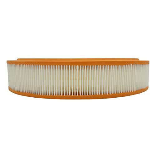 Reinica Luftfilter Staubklasse M für Protool VCP 170 E Filter Lamellenfilter Staubfilter Rundfilter Absolutfilter Filterpatrone