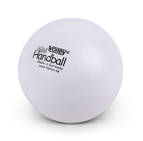 Original VOLLEY ® Mini-Handball - 160 mm - Weiß - mit HAEST Katalog