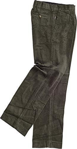 Work Team Pantalón de Pana sin elástico en Cintura. Hombre