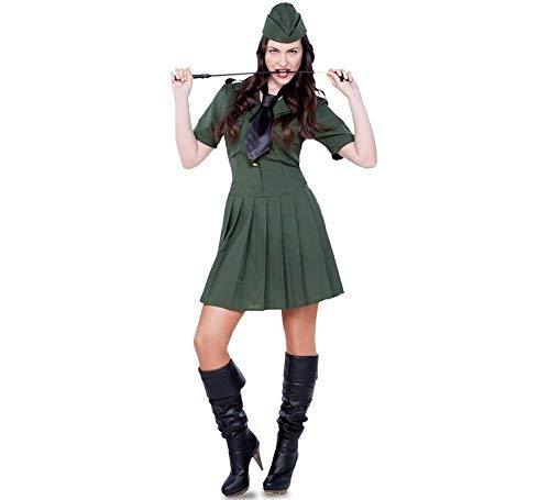 Fyasa 706248-t04Domina Kostüm, groß
