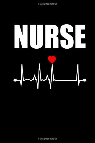 Nurse: Blank Lined Journal Notebook, Nursing Appreciation Gift for National Nurses Week