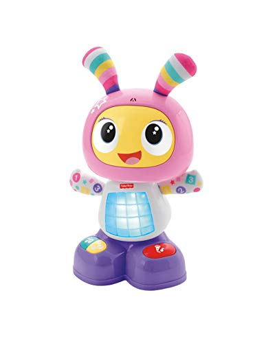 Fisher-Price DYP08 BeatBelle Tanz Roboter, Mehrfarbig