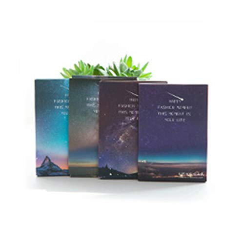 ShenyKan 50 Sheet Natural Linen Oil-absorbing Paper Blue Film Facial Oil Control Paper Men And Women Oil-absorbing Paper