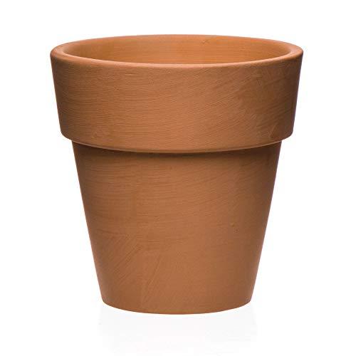 Baker Ross Terracotta-Blumentöpfe zum Bemalen und Dekorieren – 70 mm x 70 mm (4 Stück)