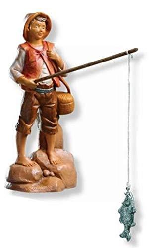 Fontanini Jacob The Fisherman Italian Nativity Village Figurine 52583