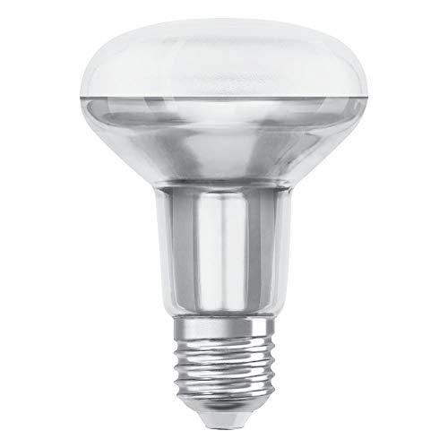 OSRAM LED SUPERSTAR MR11 12 V Lote de 10 x Bombilla LED reflectora , Casquillo GU4 , 2700 K , 3,20 W , Equivalente a 20W , Blanco cálido