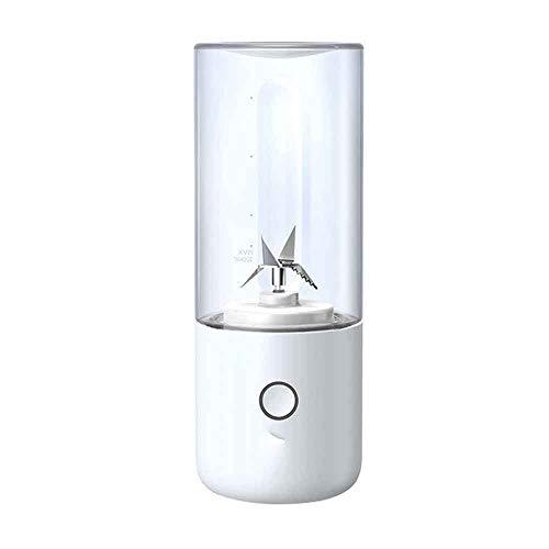 NXYJD Licuadora batidora eléctrica de Cocina exprimidor Taza de Frutas pequeño Mini procesador de...
