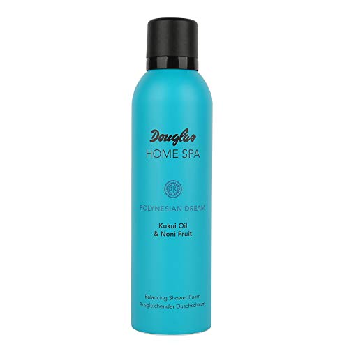 Douglas Home Spa Polynesian Dream Kukui Oil & Noni Fruit Inhalt: 200ml Balancing Shower Foam - ausgleichender Duschschaum