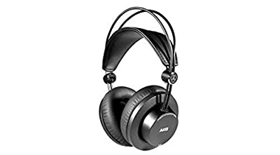 AKG K275 Over Ear Closed Back Professional Foldable Headphones by AKG