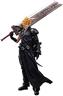 Final Fantasy VII: Advent Children cloud play arts kai