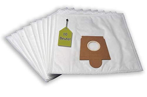 eVendix Staubsaugerbeutel passend für Kärcher VC 6 Premium, 10 Staubbeutel + 2 Mikro-Filter ähnlich wie Original Kärcher Staubsaugerbeutel 6.904-239.0