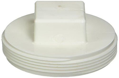 Genova Products 71840 Cleanout Plug, 4