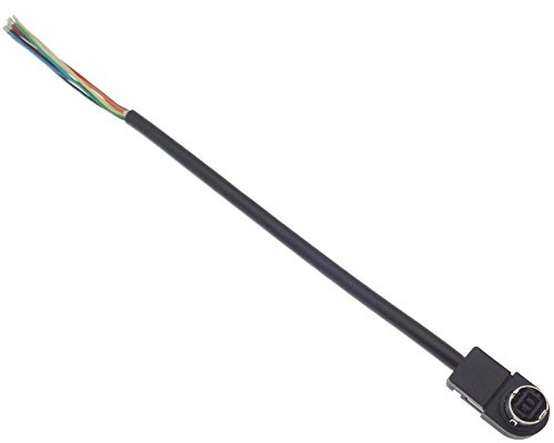 AiNet Stecker Unilink Radio Autoradio Kabel Adapter AUX CD Line kompatibel mit Alpine Sony JVC