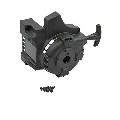 Lawnmowers Parts New Genuine OEM Starter Housing Assembly MTD Troy Bilt TB685EC 753-08321+ (Free E-Book) A Complete Guidance to Take Care of Your Lawn