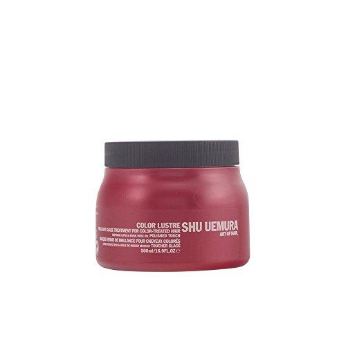 Shu Uemura Lustre Brilliant Glaze Treatment Masque for Color-Treated Hair, 16.89 Ounce