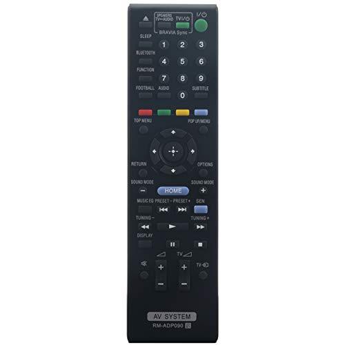 RM-ADP090 Fernbedienung für Sony Blu-ray Disc DVD-Heimkino ersetzen BDV-E6100 BDV-E4100 BDV-E3100 BDV-E2100
