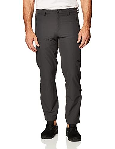 The North Face Hose M Exploration Pants, de Pantalons Habillés Homme, Gris (Asphalt Grey), W31/L34 (Taille Fabricant: REG36)
