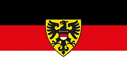 Unbekannt magFlags Tisch-Fahne/Tisch-Flagge: Reutlingen 15x25cm inkl. Tisch-Ständer