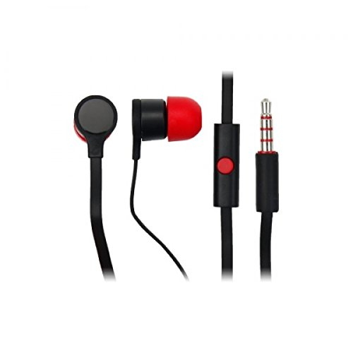 HTC Stereo Headset RC E295 (39h00014-00M) MAX300 schwarz/rot Bulk