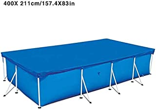 ZYK Swimming Pool, Frame Above Ground Pool Full-Sized Lounge Pool for Kiddie, Kids, Adults, Easy Set for Backyard, Summer Water Party, Outdoor (Size : XXL)