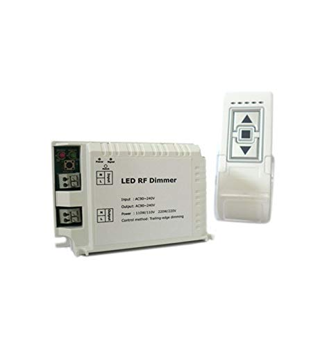 LEDLUX CL8014 triacdimmer dimmer SCR 220V 200W draadloze afstandsbediening voor lichten LED dimbaar DM014