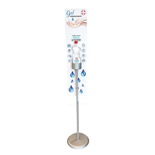EspoWeb Piantana portadispenser indicata per detergenti - gel - igienizzanti (1)
