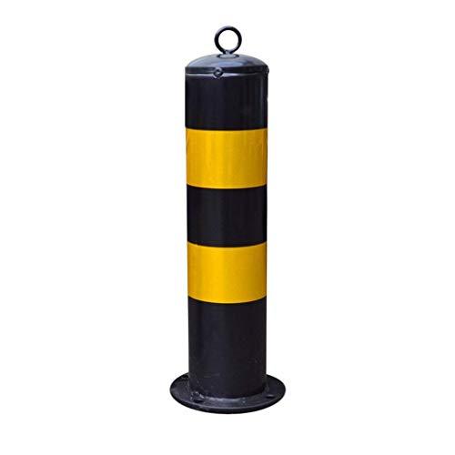 Reflektierende Pfosten Multifunktionale Leitplanken Warnsäule Straßensperre Verdickung Isolation Kollision Sicherheitssäule Parkplatz (Größe: 50cm),50cm