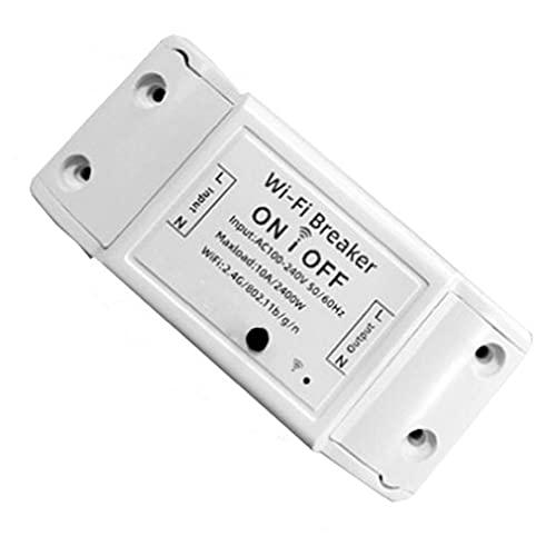 FeelMeet Inteligente WiFi Interruptor Remoto Interruptor de Control Multi-Fi de utilización del Controlador inalámbrico para los electrodomésticos