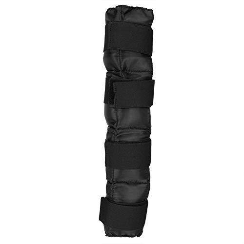 Horse Leg Ice Wrap, Schutzstoff Black Cooling Horse Ice Wrap, schnell für Horse Horse Supplies