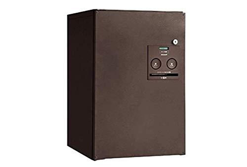 パナソニック(Panasonic) 戸建住宅用宅配ボックス COMBO ミドルタイプ FF(前出し) 左開き エイジングブラウン CTNR4020LMA