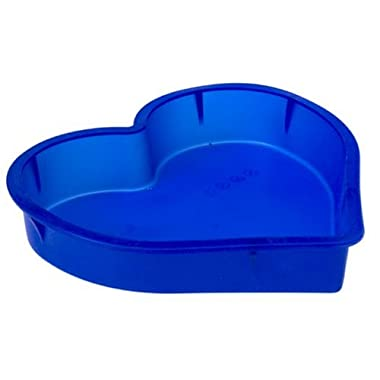 Lekue Silicone 9-Inch Heart Shaped Cake Pan