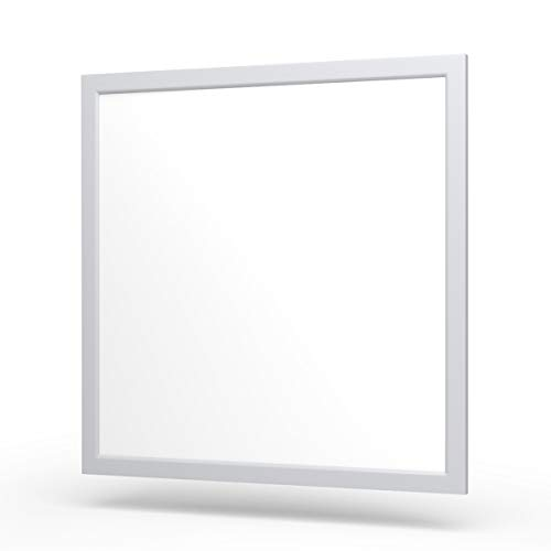 LED Panel Light 2x2 FT [UL],Recessed Edge-Lit Drop Ceiling Troffer LED Flat Lights, 0-10V Dimmable 40W 4000K Daylight White, Lay in Fixture for Office Surface Mount - 1Pack