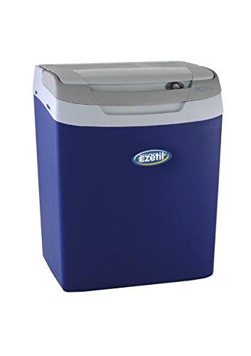 EZetil E32M Thermoelektrische Kühlbox 12/230V, manueller Regler, Blau/Hellblau(OBSOLETE - Wird nicht mehr hergestellt)