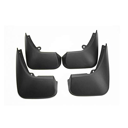 Mudguards Car Mudguard Universal Mud Flaps Mudguards Fit For Land Rover Discovery 4 LR4 2009-2015 Car 2010 2011 2012 2013 2014 mudguard bicycle (Color : Black)