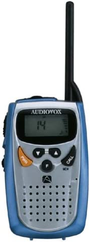 Audiovox FR560FM 2-Mile 14-Channel shop Radio OFFer FRS Two-Way