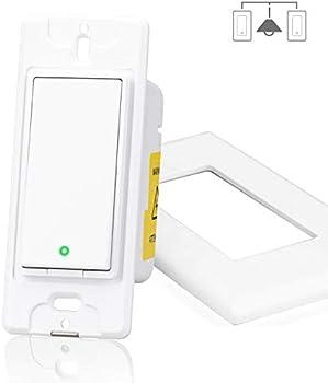 meross Smart 3 Way WiFi Light Switch