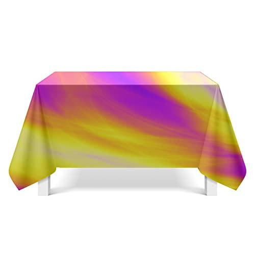 YDyun Cubierta de Mesa de Simples Adecuado para la decoración de cocinas caseras, Varios tamaños Textura de Color