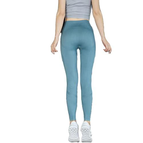 QTJY Simpold Push Up Yoga Pantalones de Cintura Alta Legging Deportivo Running Trainning Work out Medias Nylon Elastic Gym Clothes CL