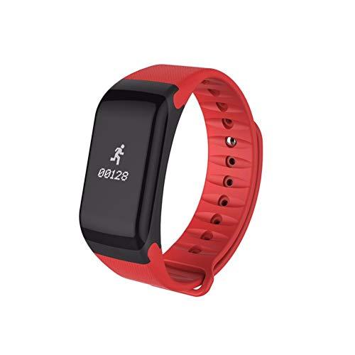 JIEGEGE Mode Herrenuhr, IP67 Wasserdicht Sportuhr, Gesundheit Oximetrie-Monitor Blutdruck Herzfrequenz Fitness Tracker Uhr, Smart Chip Mit Niedrigem Energieverbrauch