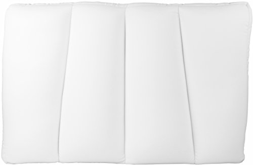 Deluxe Comfort Microbead Cloud Bed-Pillows, X-Large, White