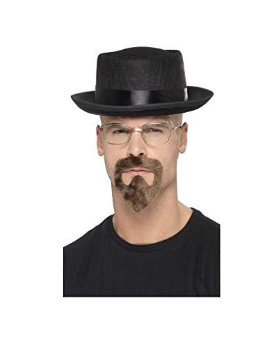 Horror-Shop 3-TLG. Breaking Bad Kostüm-Zubehör für Heisenberg