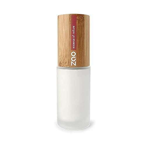 ZAO Light Complexion Base 700 imprimación blanca de maquillaje con bambú