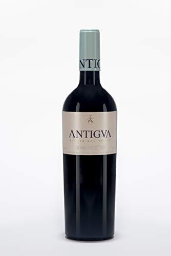 ANTIGVA Gran Reserva 2008 - Vino tinto Tempranillo - D.O. Ribera del Duero - Botella 750 ml