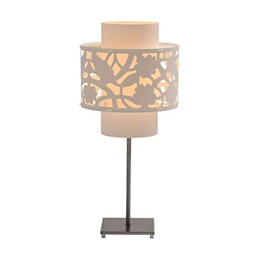 MOZUSA Iluminación decorativa, Reading lámpara- de noche y lámparas de mesa creativa matrimonio cabecera de la habitación de la lámpara moderna simple dormitorio de la lámpara del arte Pequeña Tabla l