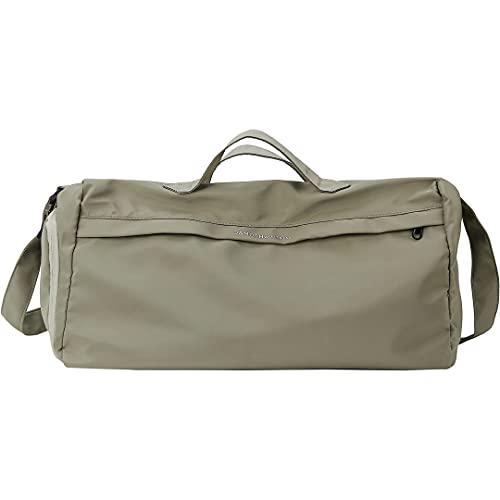 MGYJ Bolsa de Viaje Bolsa de Deporte Bolsa de Asas de Viaje Unisex para Viajar Nylon Tote Fold Travel Bags Beach Pool Bag Bolsa plegada Ideal para jóvenes y Adultos (Color : Green, Size : One Size)
