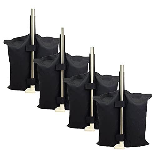 weizai Gewichtsbeutel Sand Sandsack-Gewichte Für Sonnenschirm Entfernen Sandsäcke, Zelt-Feste Sandsäcke Für Klappkanäle, Markisen Und Große Regenschirme, Pop-Up-Baldachin-Zeltgewicht